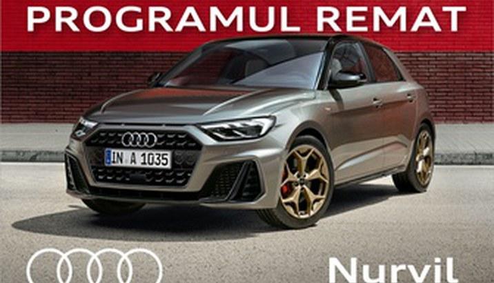 Remat Audi 2021